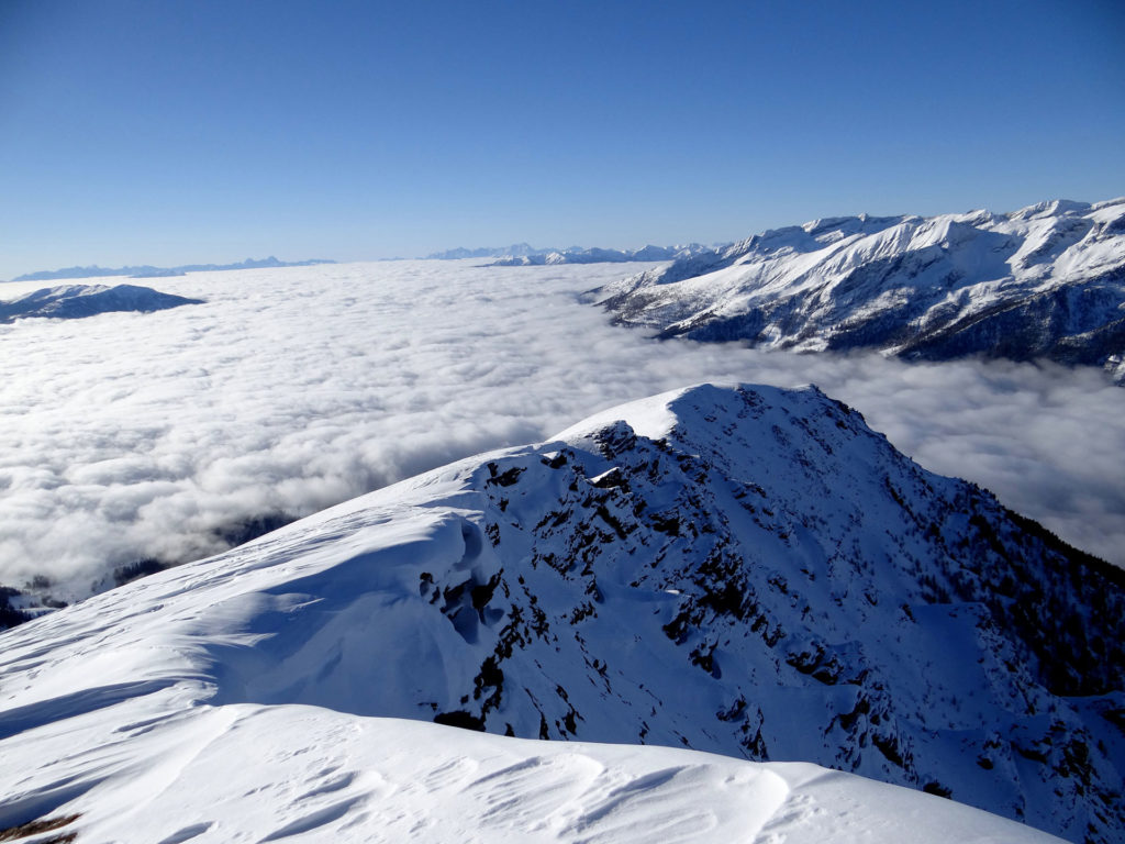 Maltatal - Gipfel im Winter