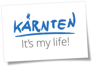 Logo Kärnten - It's my life!